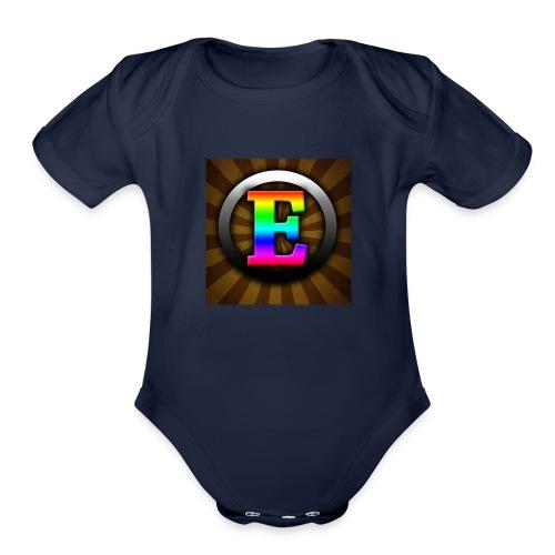 Eriro Pini - Organic Short Sleeve Baby Bodysuit