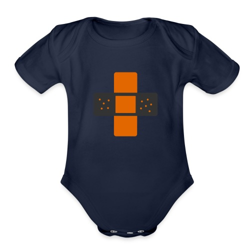 bloggingaid-icon - Organic Short Sleeve Baby Bodysuit