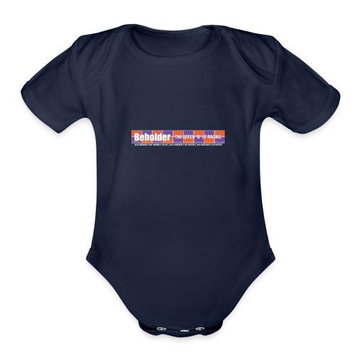 Beholder T-Shirt - Organic Short Sleeve Baby Bodysuit