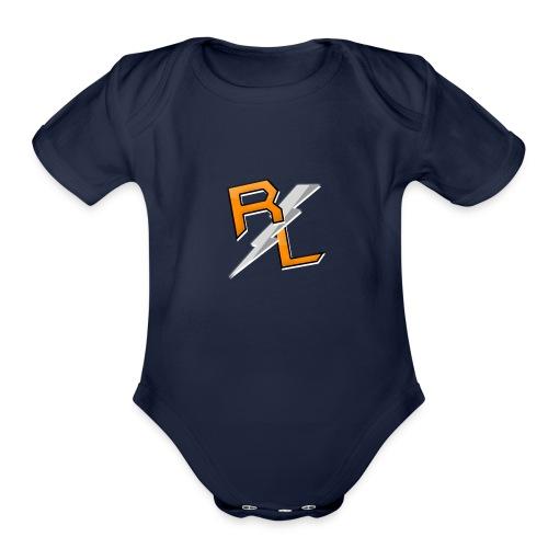 Revived Legacy 2 - Organic Short Sleeve Baby Bodysuit
