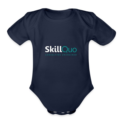 Consulting Unchained - EcoFriendly - Organic Short Sleeve Baby Bodysuit