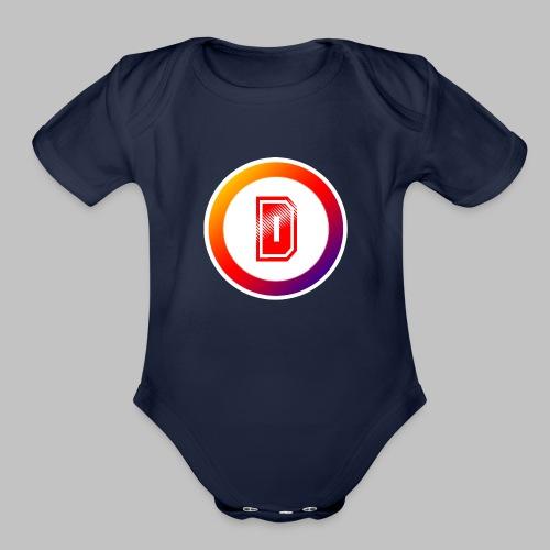 DwillaGaming - Organic Short Sleeve Baby Bodysuit