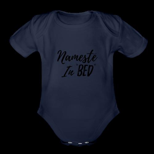Nameste - Organic Short Sleeve Baby Bodysuit