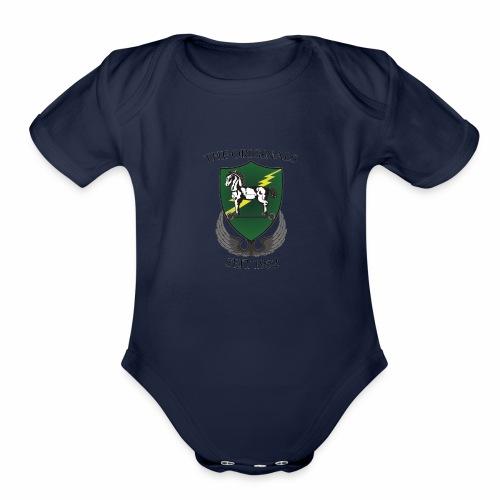The orginals - Organic Short Sleeve Baby Bodysuit