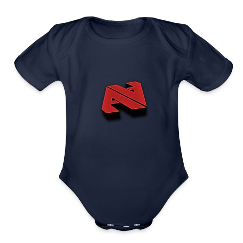 Noble Legends - Organic Short Sleeve Baby Bodysuit