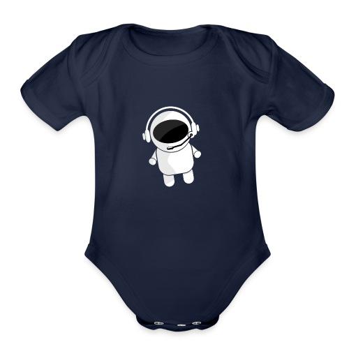 Nanostate Music - Organic Short Sleeve Baby Bodysuit