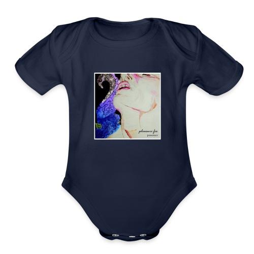 Pleasure Fix - Organic Short Sleeve Baby Bodysuit