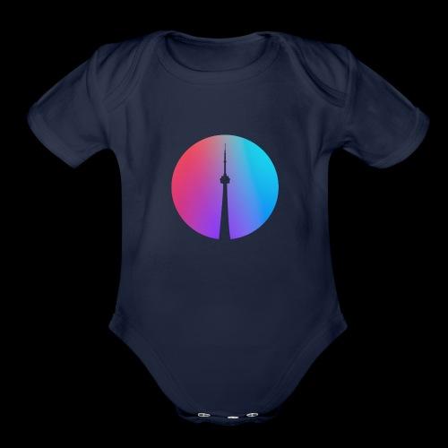 ABIZHEY - Spectrum - Organic Short Sleeve Baby Bodysuit