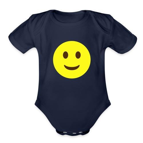 Simile - Organic Short Sleeve Baby Bodysuit