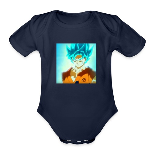 xxboyxx 360 for life - Organic Short Sleeve Baby Bodysuit