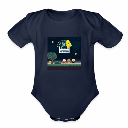 Logo and avatars - Organic Short Sleeve Baby Bodysuit