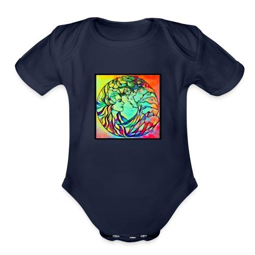 0ABC810F BF66 4D5F B6A6 C3A1DC63BA1E - Organic Short Sleeve Baby Bodysuit