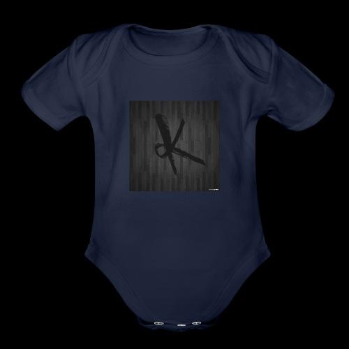 IMG 0117 - Organic Short Sleeve Baby Bodysuit