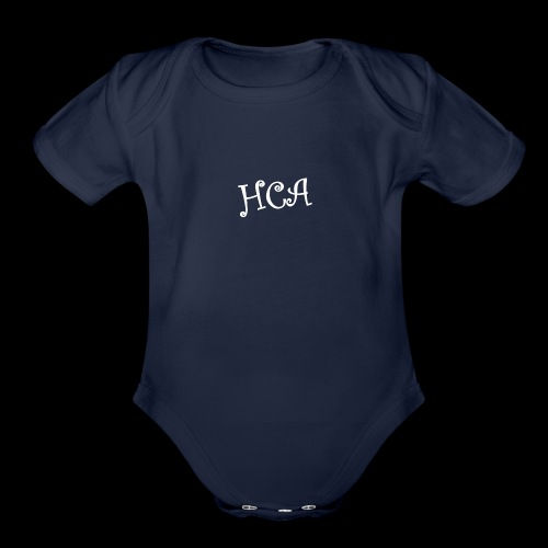 articulos - Organic Short Sleeve Baby Bodysuit