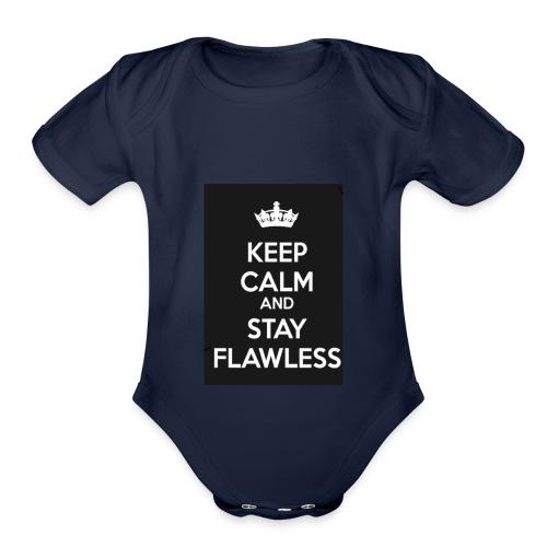 D27B8F96 861B 4B12 BE56 CD4E578BA31B - Organic Short Sleeve Baby Bodysuit