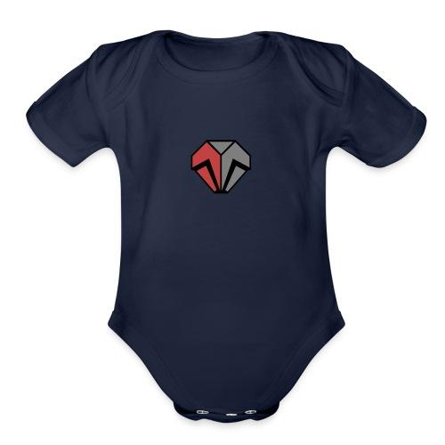 Ajar Normal T - Organic Short Sleeve Baby Bodysuit