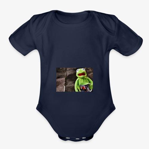 Tea merch - Organic Short Sleeve Baby Bodysuit