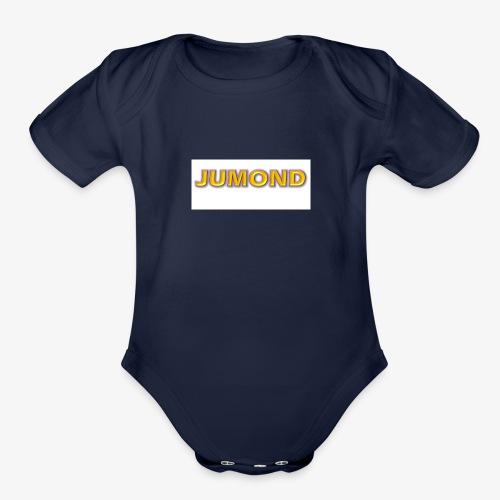 Jumond - Organic Short Sleeve Baby Bodysuit