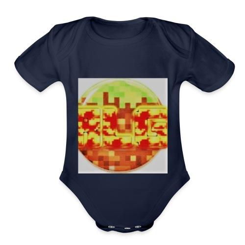 Rocket Merch - Organic Short Sleeve Baby Bodysuit
