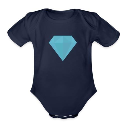 Team-Zena Shirt kids - Organic Short Sleeve Baby Bodysuit