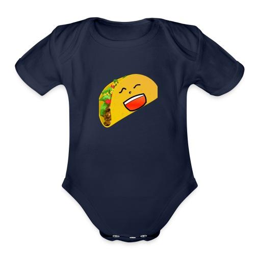 Tacogaming - Organic Short Sleeve Baby Bodysuit