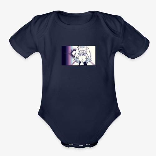 FB IMG 1621105001203 - Organic Short Sleeve Baby Bodysuit