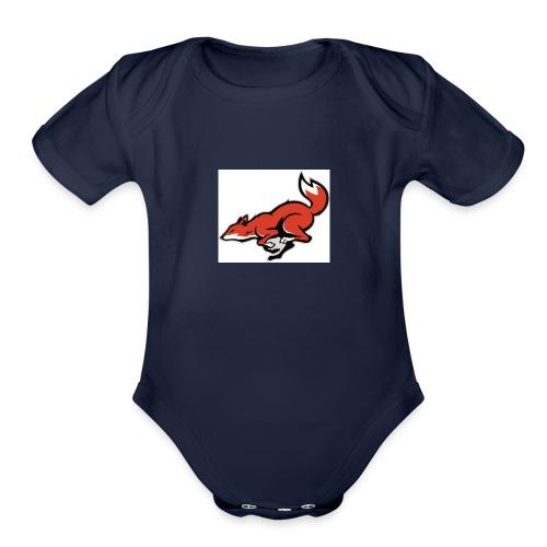 IMG 1676 - Organic Short Sleeve Baby Bodysuit
