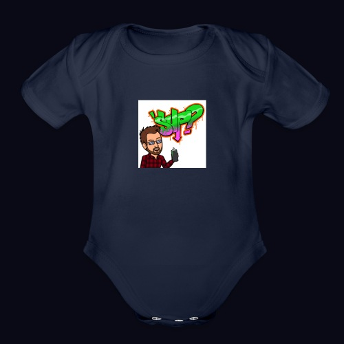 Shyanne Hayes Merch - Organic Short Sleeve Baby Bodysuit