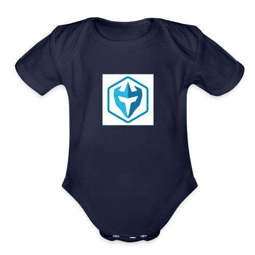 37670EF3 8C4B 4140 BB20 F4A364FFB103 - Organic Short Sleeve Baby Bodysuit