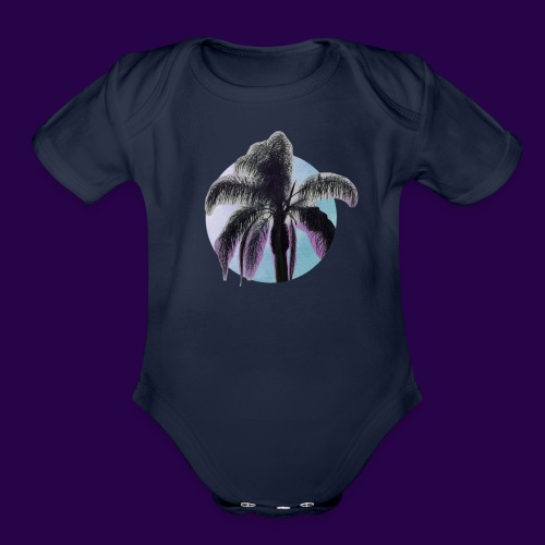 Yashinoki - Organic Short Sleeve Baby Bodysuit