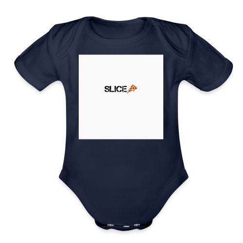 ELICE APPERAL - Organic Short Sleeve Baby Bodysuit