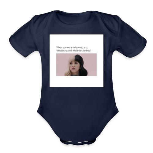 IMG 2682 - Organic Short Sleeve Baby Bodysuit