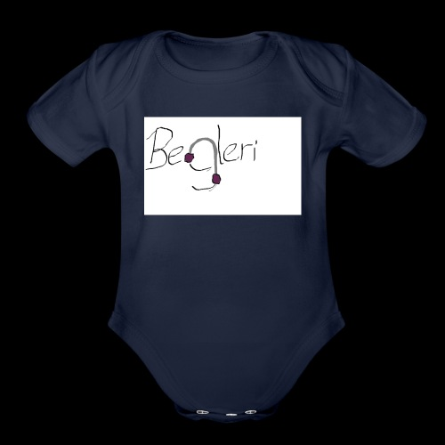 Dank begleri merch by @slinger.memes - Organic Short Sleeve Baby Bodysuit