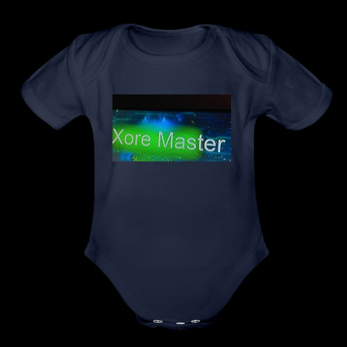 XoreMasterStore buy things it will make you cool.. - Organic Short Sleeve Baby Bodysuit