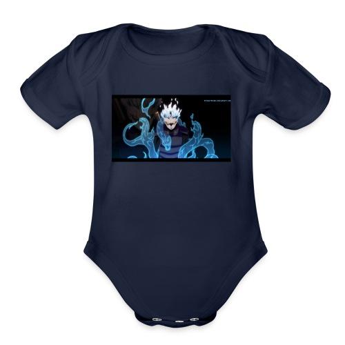 Mitsuki designed t-shirt - Organic Short Sleeve Baby Bodysuit