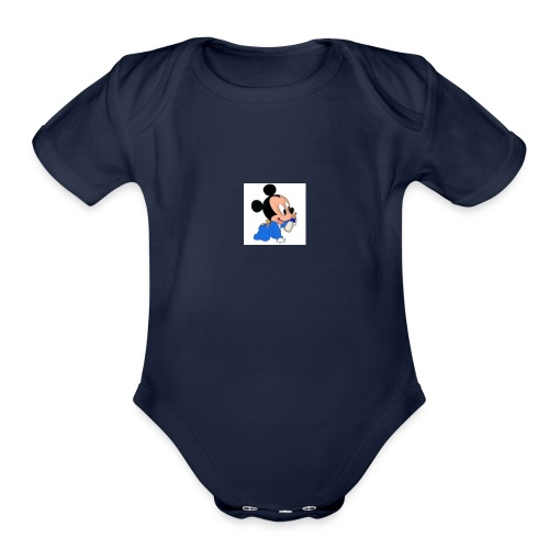Buy for your Babies!!! - Organic Short Sleeve Baby Bodysuit