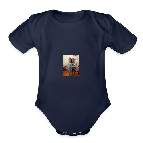 20140606 215839 - Organic Short Sleeve Baby Bodysuit