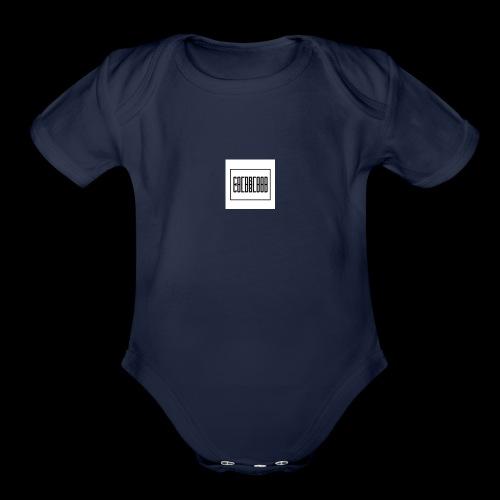 COLDBLOOD - Organic Short Sleeve Baby Bodysuit