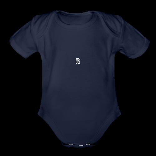 Roachsmack - Organic Short Sleeve Baby Bodysuit