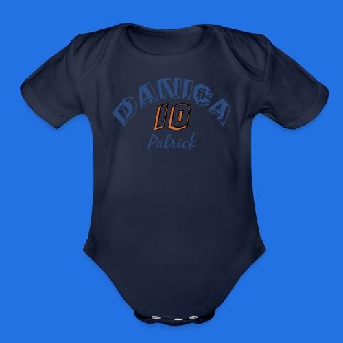 Danica Race Driver - Organic Short Sleeve Baby Bodysuit