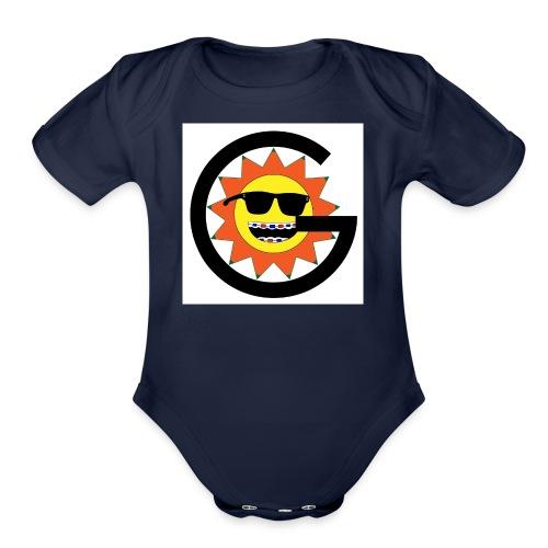 IMG 20170901 170233 318 - Organic Short Sleeve Baby Bodysuit