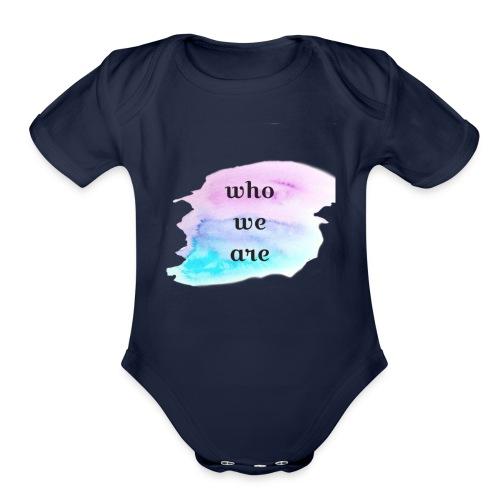 IMG 5520 - Organic Short Sleeve Baby Bodysuit