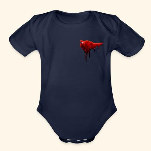 Halloween - 2017 - Organic Short Sleeve Baby Bodysuit