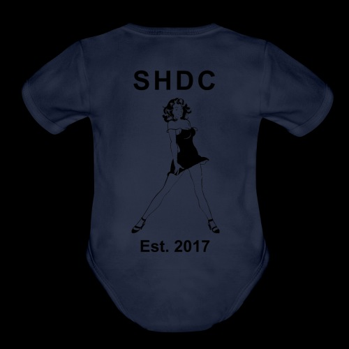 Surry Hills Drinking Club - Organic Short Sleeve Baby Bodysuit