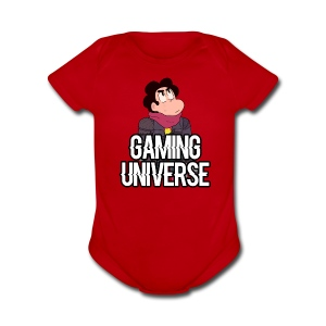 Gaming Universe SU T-Shirt - Short Sleeve Baby Bodysuit