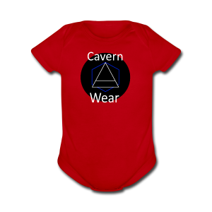 Cavern Wear - Short Sleeve Baby Bodysuit