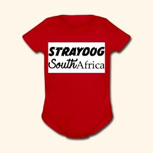 straydog clothing - Short Sleeve Baby Bodysuit