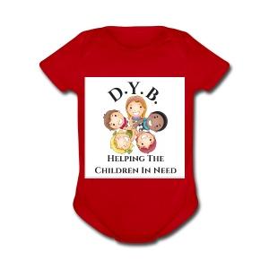 Official Logo - Short Sleeve Baby Bodysuit