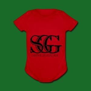 SGG Member MoekinJr - Short Sleeve Baby Bodysuit
