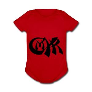 cmyk - Short Sleeve Baby Bodysuit